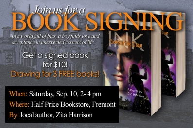 book signing poster 2