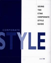 etak style guide